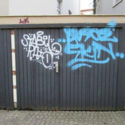 Graffitientfernung im Großraum Oldenburg