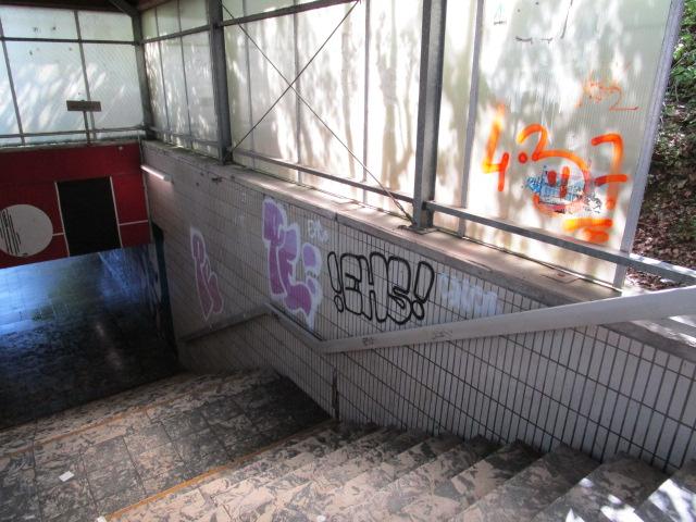 Bahnhof Hude 167
