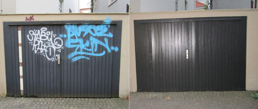 Graffitientfernung Bremen Oldenburg Denkmalpflege 03