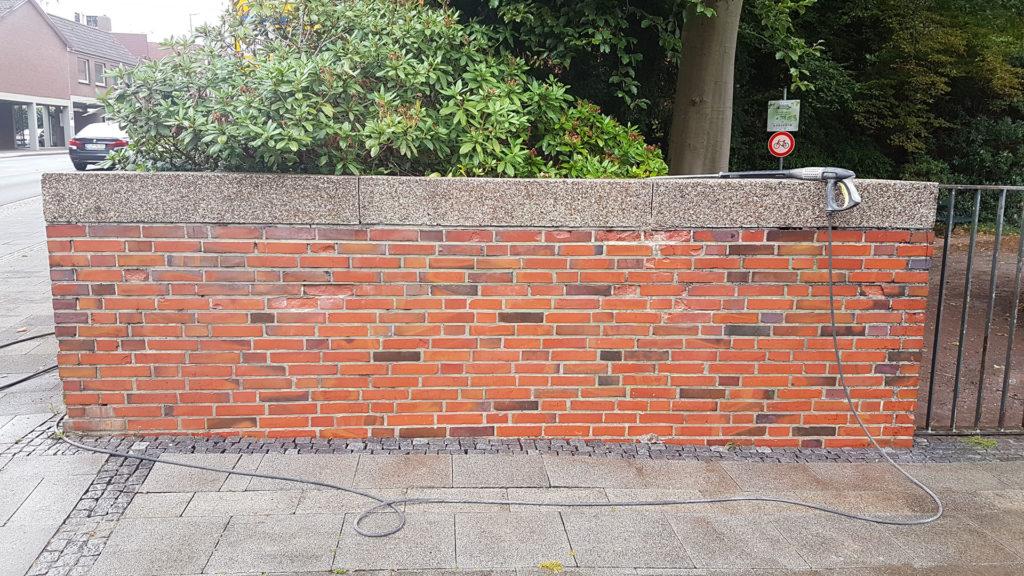 Graffitientfernung Oldenburg Bremen 010