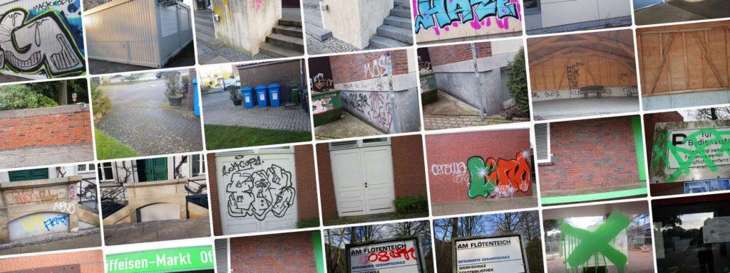 Graffitientfernung Oldenburg Bremen 021