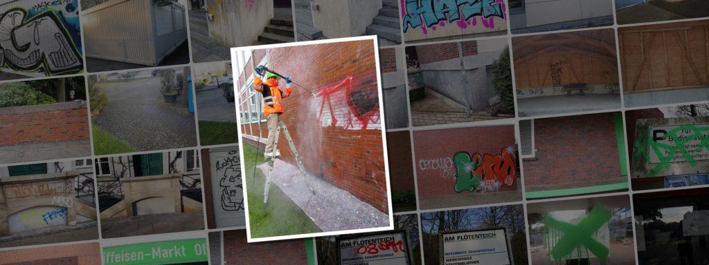 Graffitientfernung Oldenburg Bremen 022